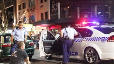 """""""There is a lot of work to do"""" ... Police Commissioner Andrew Scipione."""