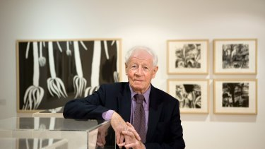 Tate Adams' galleries promoted the work of many Australian artists.