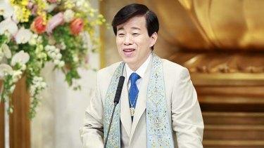 Master Ryuho Okawa.