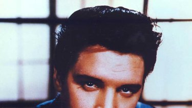 The power of Elvis ... Business expert says Elvis Presley was the original personal brand.