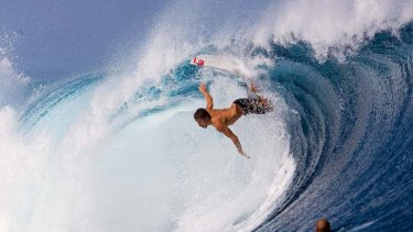 Surfers would kill for a wave the height of Billabong International's price fall.