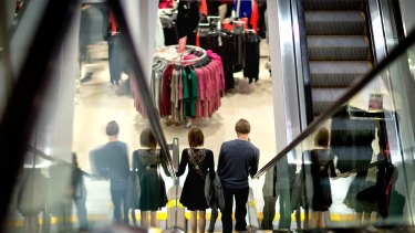 Consumer sentiment rose by 2 per cent in August from July, when it fell 3 per cent.
