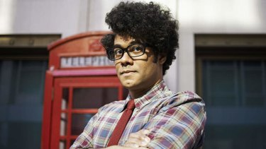 The it crowd show