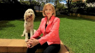 Life has been 'nothing like I expected', says Australian of the Year Ita Buttrose.
