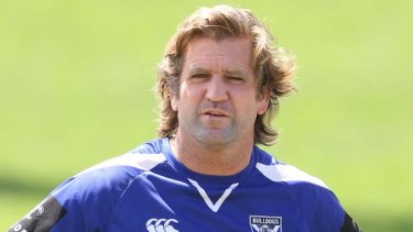 """""""On that surface, NSW"""": Des Hasler on who would benefit from playing on the ANZ Stadium surface."""