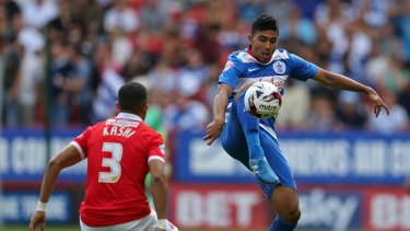 FIFA Ballon d'Or nominee Massimo Luongo is still trying to crack QPR.