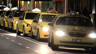 Already this year 10 WA taxi drivers have been convicted of sexual assault.