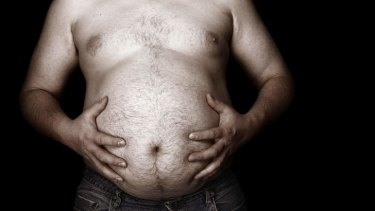 Concerning statistics: A report has shown more than 28 per cent of Australians are considered obese.