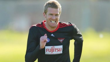 Dustin Fletcher will begin 2015 on 393 games, with only Michael Tuck (426) and Kevin Bartlett (403) ahead of him on the all-time list of VFL/AFL games played.