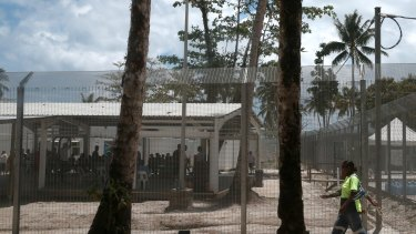 The Manus island regional processing centre in Papua New Guinea. Canberra and Manila have held talks about resettling some of the refugees in the Philippines after a similar deal with Cambodia struggled to get off the ground.