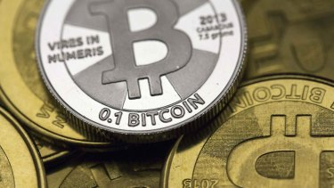 Bitcoin: Values have fluctuated wildly this year.
