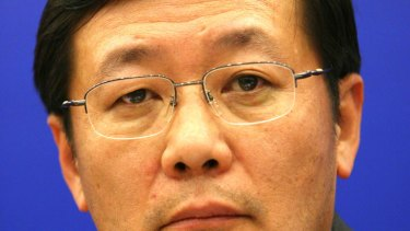 Lou Jiwei ... Chinese disdain towards Australia is beginning to fade.