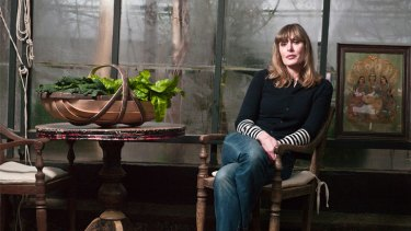 A fresh take … highly acclaimed chef Skye Gyngell keeps her feet on the ground.