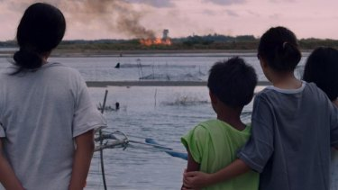 <i>Norte, The End of History</i> screened at MIFF 2014.