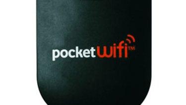 Vodafone Pocket WiFi.