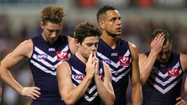 Following the Dockers' exit in the prelims who do Freo fans get behind in the grand final?