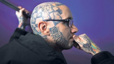 Benjamin Laukis, a tattooist who got his first tattoo at 19,  is reserving two spaces on his body for pieces by celebrity artists, such as LA's Carlos Torres.