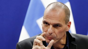 Greek Finance Minister Yanis Varoufaki was hammered by his euro counterparts.