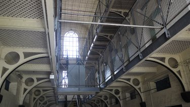 The public will once again be able to see behind the walls of Boggo Road Gaol.