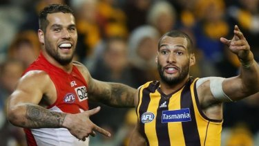 Sydney and Hawthorn have been the two best sides of the year.