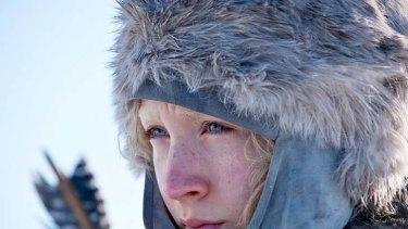 Hanna star Saoirse Ronan.