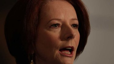 Julia Gillard ... refused to put a timeline on how long asylum seekers could spend on the islands of PNG or Nauru.