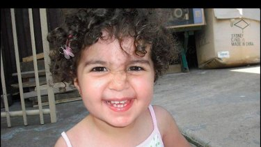 Yasmina Acar was stabbed to death by her dad.