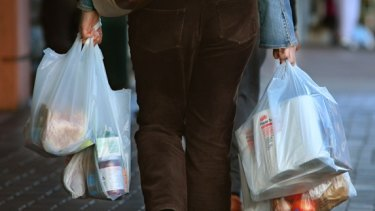 Retailers are beginning to phase out plastic bags, as a new study reveals marine devastation.