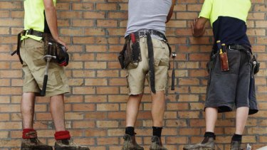 Many foreign workers are being exploited by Australian construction companies.