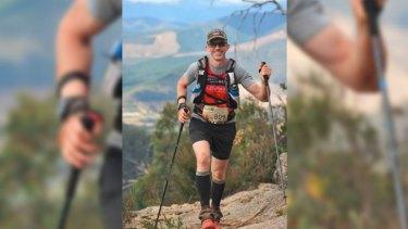 David Jones is a vastly experienced endurance athlete.