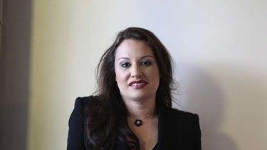 Larissa Behrendt ... the NSW Australian of the Year.