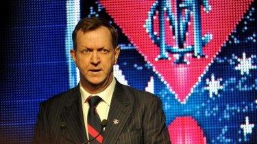 Melbourne chairman Glen Bartlett.