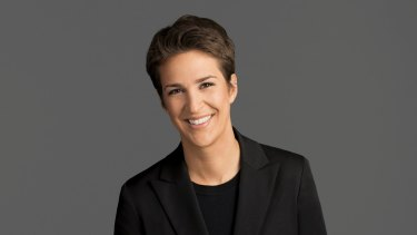 Rachel Maddow hosts a new podcast focusing on Spiro Agnew.