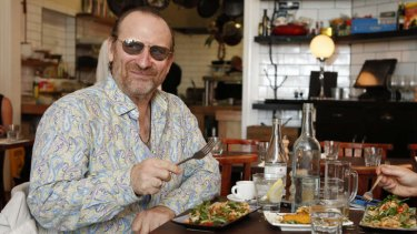 From dizzy heights to a tour of smaller venues, Colin Hay is 'exactly where I should be'.
