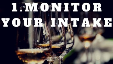 Monitor your intake