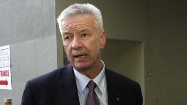 """Gobsmacked"" ... Labor Senator Doug Cameron."