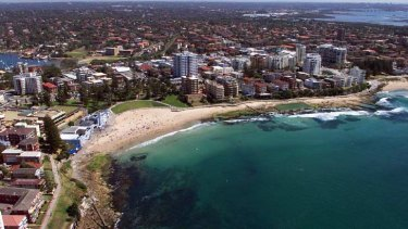 Cronulla Beach ... it's all happening in The Shire.