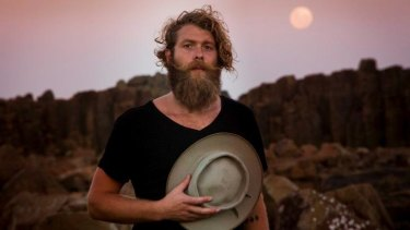 Steve Smyth's growly voice is more in the mould of a raw southern blues singer.