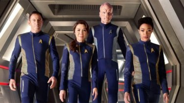 <i>Star Trek: Discovery</i> has taken Australian sci-fi fans into a new era by cutting Channel Nine out of the picture.