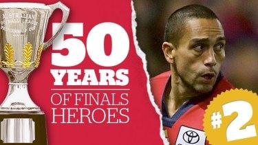 Andrew McLeod, finals hero