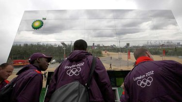 Faster, higher, richer … amateurism is a distant memory at the Olympics.