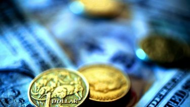 The Australian dollar may be too high to achieve desired domestic economic outcomes, says the RBA.
