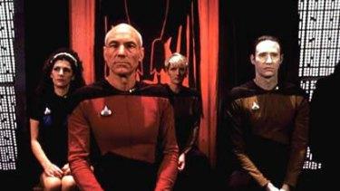 One avenue left unexplored ... Star Trek: The Next Generation.