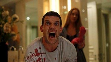 Adam Sinclair in <i>Irvine Welsh's Ecstasy</i>.