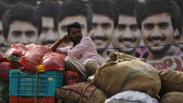 Tide turning: India's economic challenges are mounting in the face of delayed economic reforms.