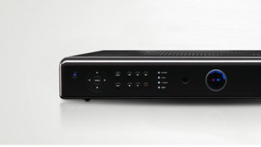 Foxtel iQHD personal video recorder.