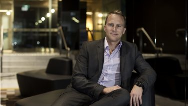 Ash Shilkin, managing director of ChimpChange, wants to list on the ASX in September.