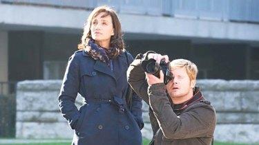 Star quality ... Kristin Scott Thomas gives a beautiful performance as reporter Julia Jarmond.