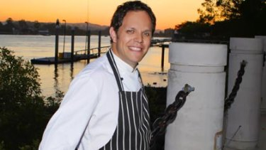 Bretts Wharf  executive chef Alastair McLeod expects a busy weekend.
