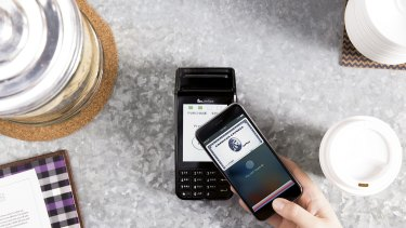 Apple introduced the mobile payment system in Australia last year, but only with American Express as it struggled to get the big banks on board.